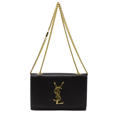 Saint Laurent Black So Kate Bag