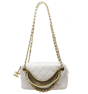 Chanel Limited Edition All About Chains Bag