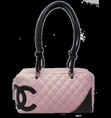 Chanel 2000s Pink Quilted Shoulder Bag
