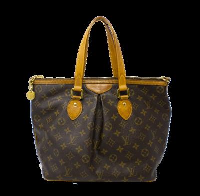 Louis Vuitton Monogram Palermo PM w/ Strap