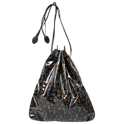 Fendi Multicolor Drawstring Bag