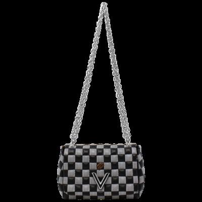 Louis Vuitton Damier Twist Shoulder Bag BB