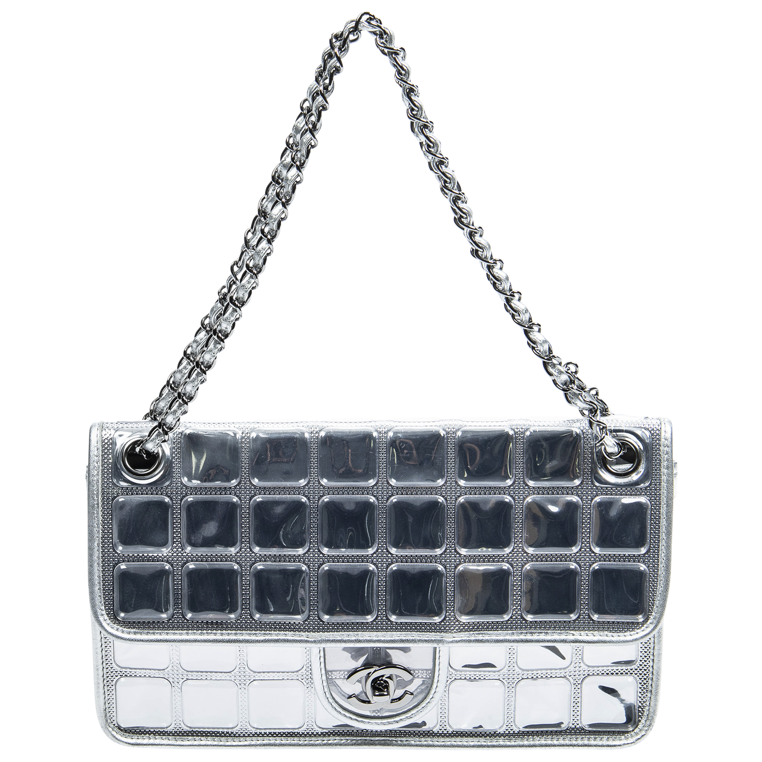 Chanel Limited Edition 2008 Resort Ice Cube Flap Bag