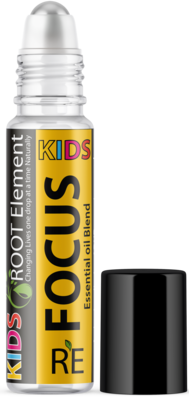 FOCUS KIDS Essential oils blend 10 ml