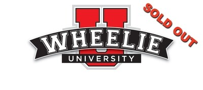 Wheelie University 1-Day Course - Barona Raceway, San Diego, CA. - Saturday, August 8, 2020