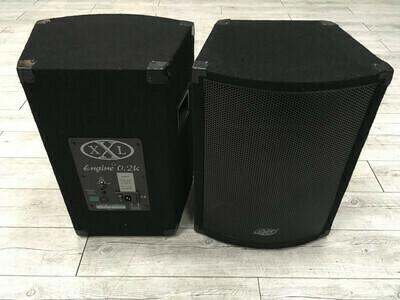 XXL ENGINE 0.2K - Coppia casse amplificate