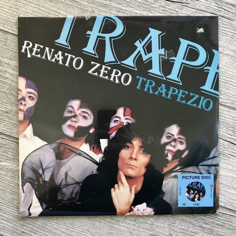 Renato Zero - Trapezio (picture disc n° 1490)