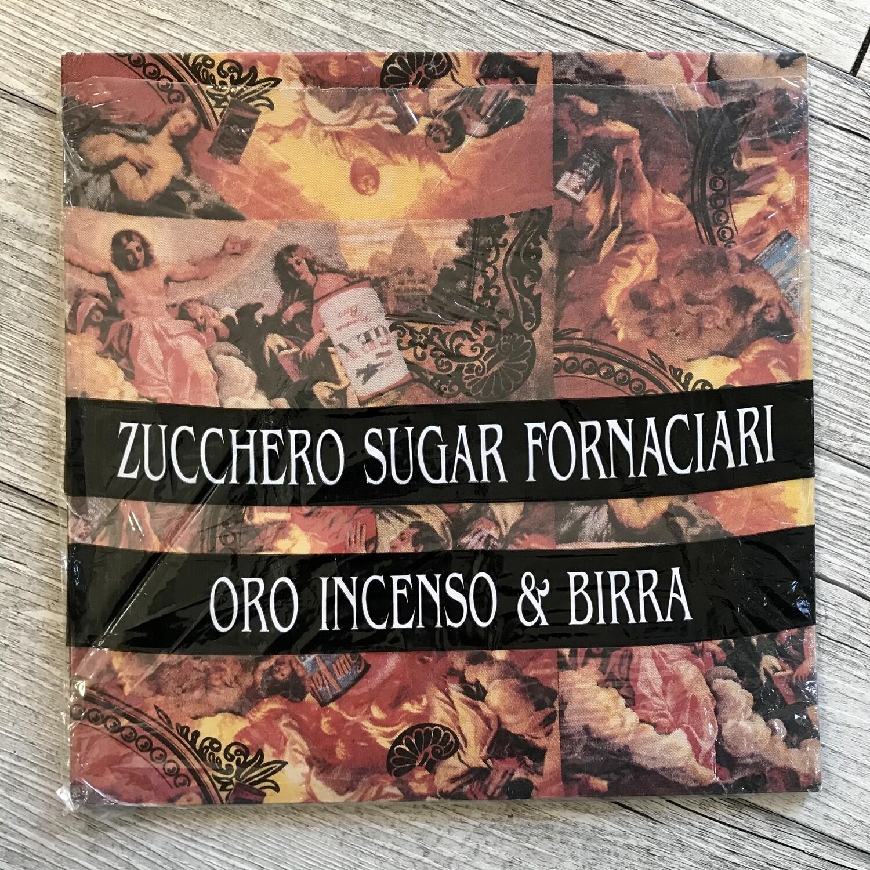 Zucchero Fornaciari - Oro incenso & birra