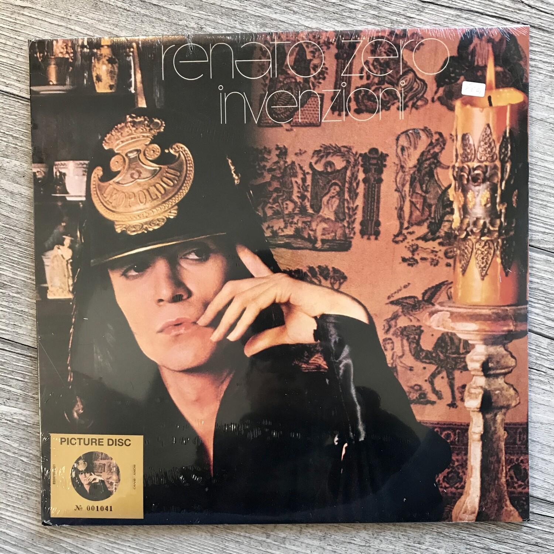 Renato Zero - Invenzioni (picture disc n° 001041)