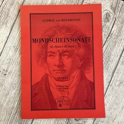 Ludwig Van Beethoven - Al chiaro di luna Op. 27,2