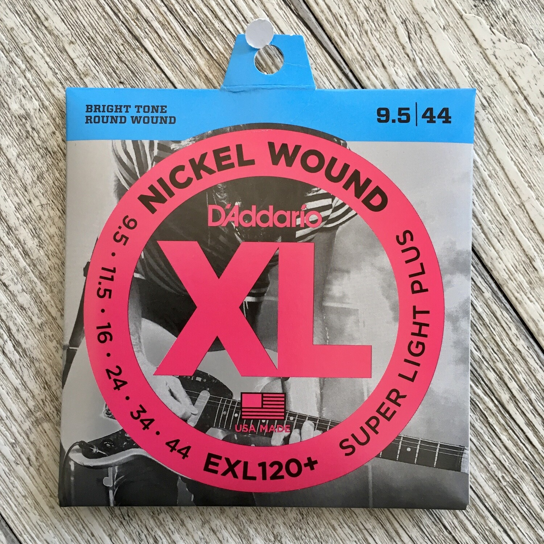 D'ADDARIO XL EXL120+ - Nickel Wound 9,5/44