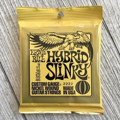 ERNIE BALL 2222 - Hybrid Slinky 09/46
