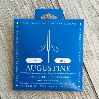AUGUSTINE - Classic Blue High Tension