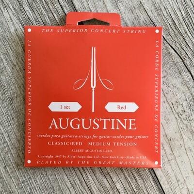 AUGUSTINE - Classic Red Medium Tension