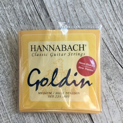 HANNABACH 725MHT - Goldin