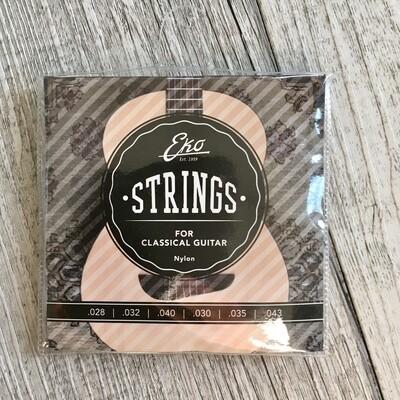 EKO - Classic Guitar Strings Medium