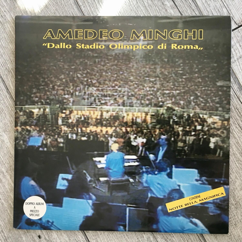 AMEDEO MINGHI - Dallo Stadio Olimpico di Roma