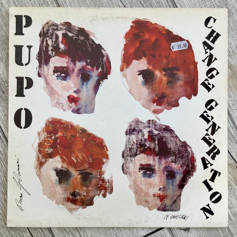 Pupo - Change generation
