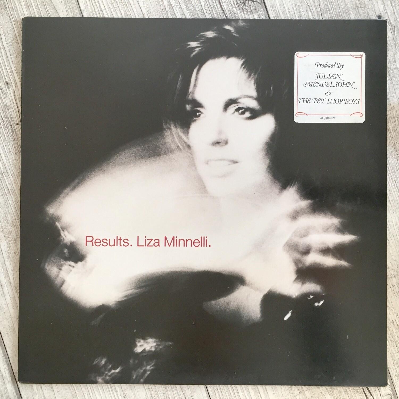 Liza Minelli - Results