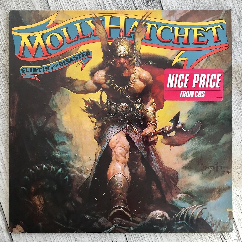 Molly Hatchet - Flirtin with disaster