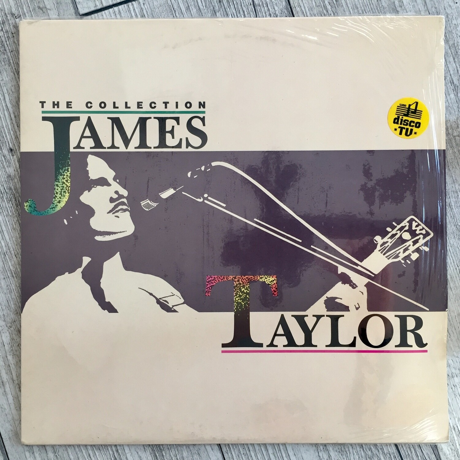 James Taylor - The collection