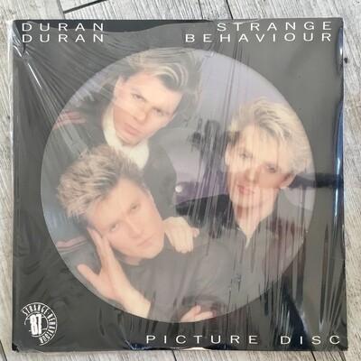 Duran Duran - Strange Behaviour (picture disc)