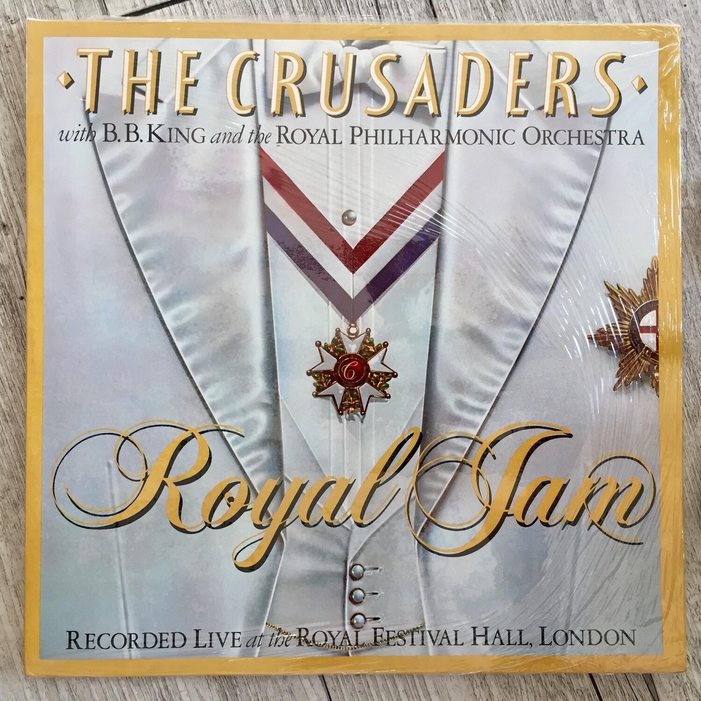 THE CRUSADERS, B.B. KING - Royal Jam