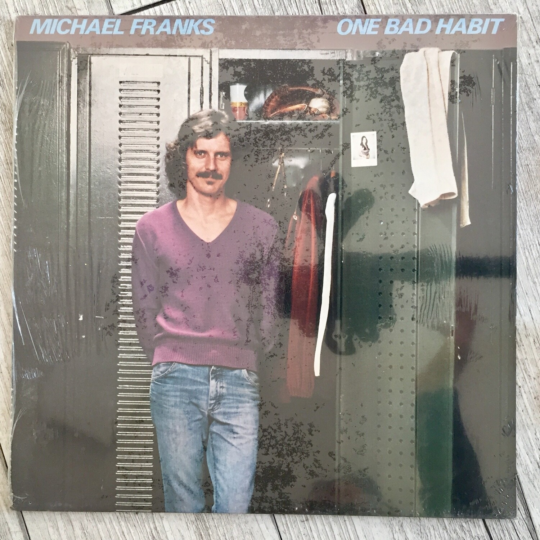 Michael Franks - One bad habit