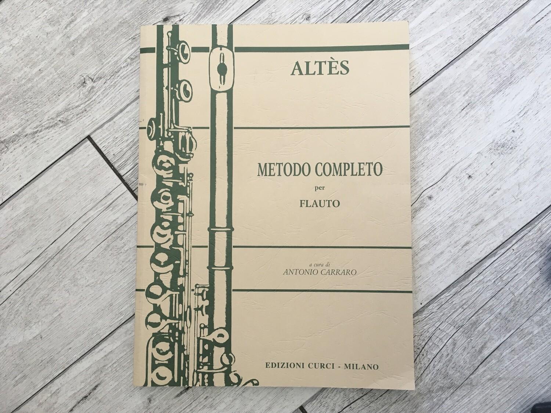 ALTES - Metodo completo per il flauto