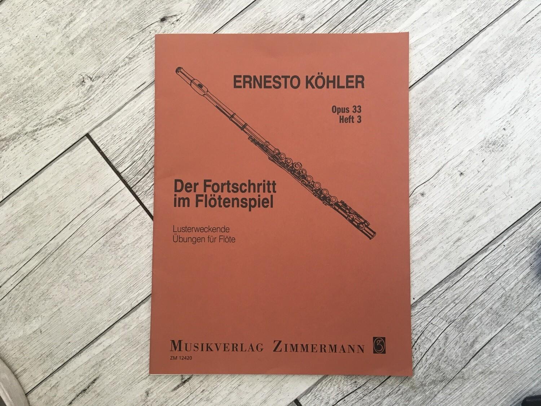 ERNESTO KOHLER - Op 33