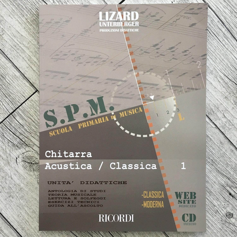 LIZARD - SPM Chitarra Acustica/Classica Vol. 1