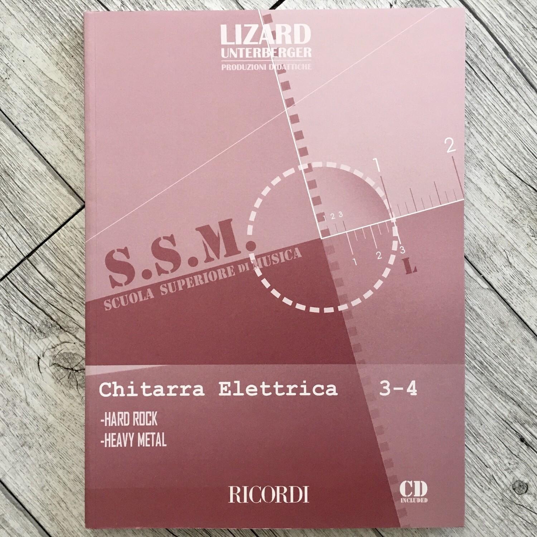 LIZARD - SSM Chitarra Elettrica Vol. 3-4