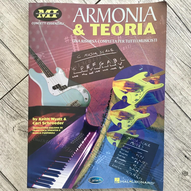 MI - Armonia e Teoria