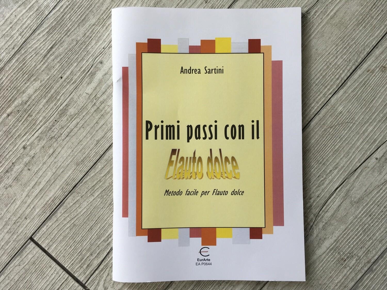 ANDREA SARTINI - Primi passi con il Flauto dolce
