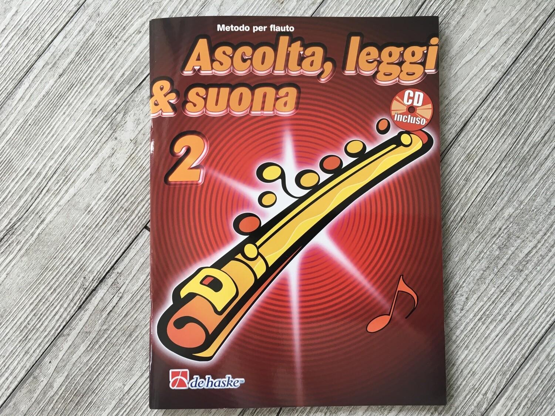 DE HASKE - Ascolta leggi e suona Flauto Vol. 2