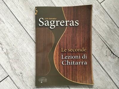 SAGRERAS - Le seconde lezioni di chitarra