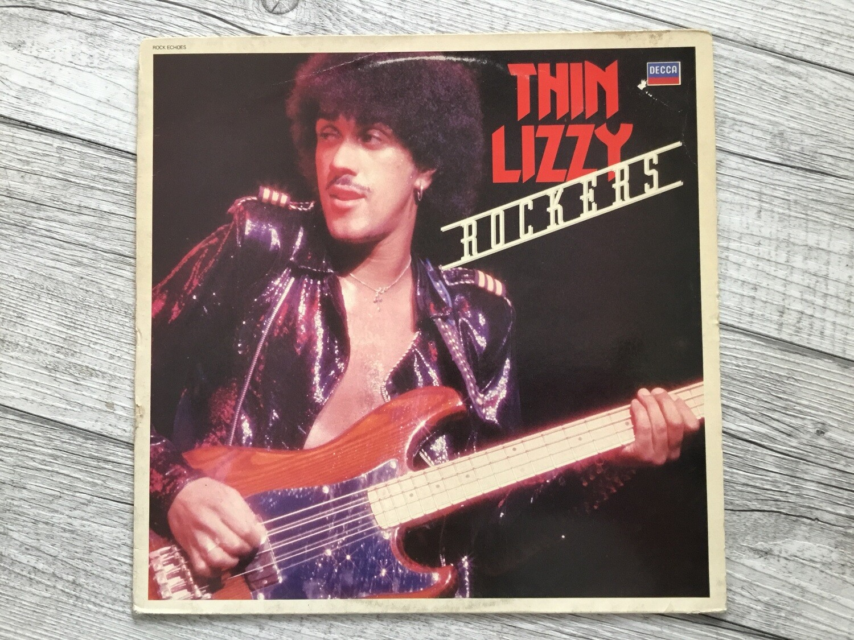 Thin Lizzy - Rockers