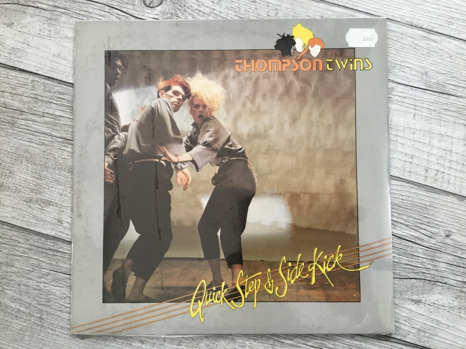 Thompson Twins - Quick step and side kick