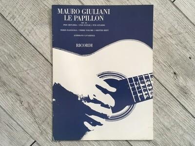 MAURO GIULIANI - Le papillon per chitarra Vol. 3 Op. 50