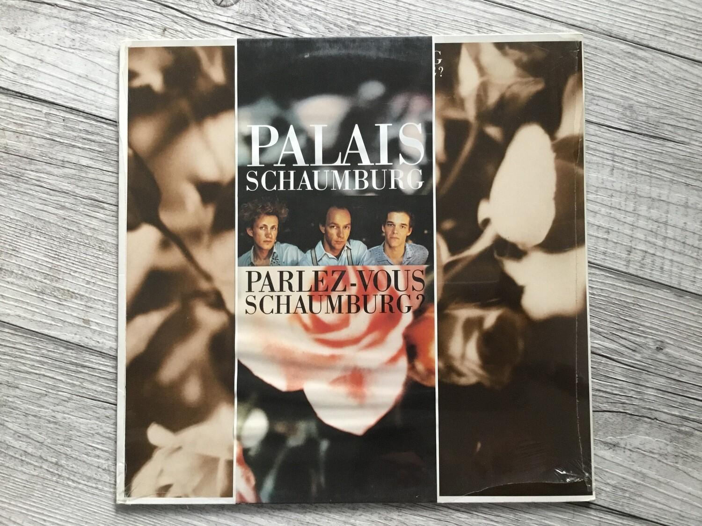 PALAIS SCHAUMBURG - Parlez-Vous Schaumburg?