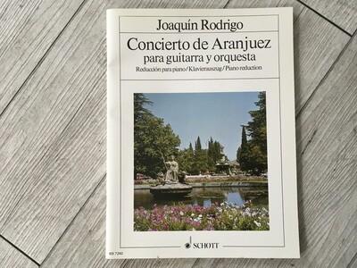 JOAQUIN RODRIGO - Concerto de Aranjuez per chitarra