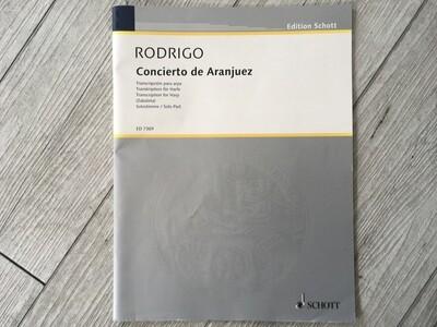 RODRIGO - Concerto de Aranjuez per arpa