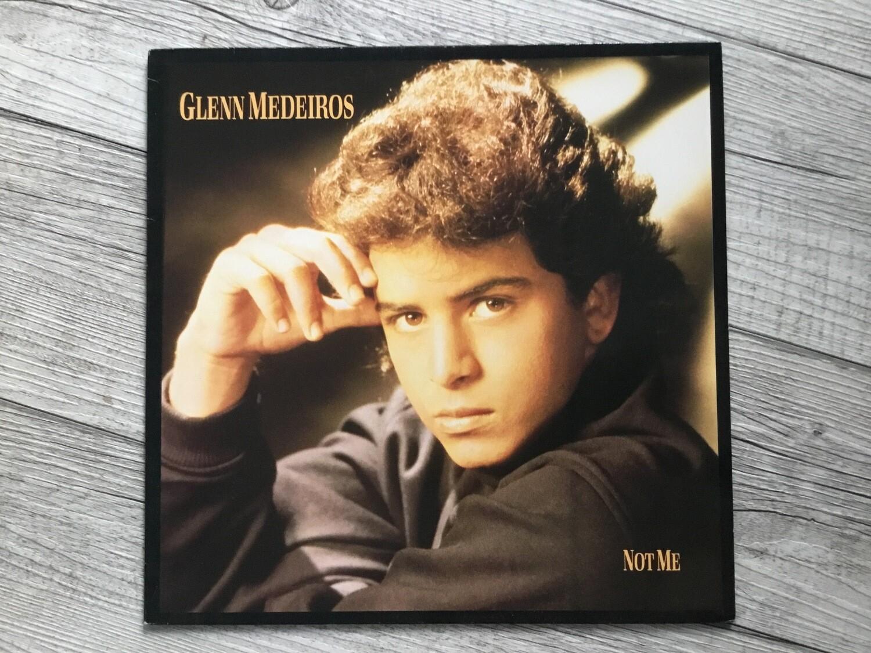 GLENN MEDEIROS - Not Me
