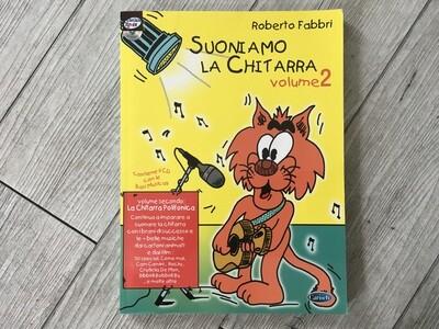 ROBERTO FABBRI - Suoniamo la chitarra Vol. 2
