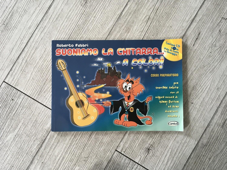 ROBERTO FABBRI - Suoniamo la chitarra a colori per chitarra