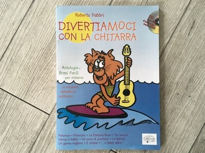 ROBERTO FABBRI - Divertiamoci con la chitarra