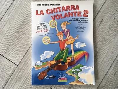 VITO NICOLA PARADISO - La chitarra volante ensamble Vol. 1
