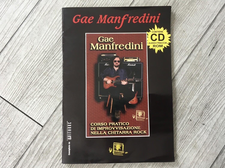 GEA MANFREDINI - Corso pratico di improvvisazione nella chitarra rock