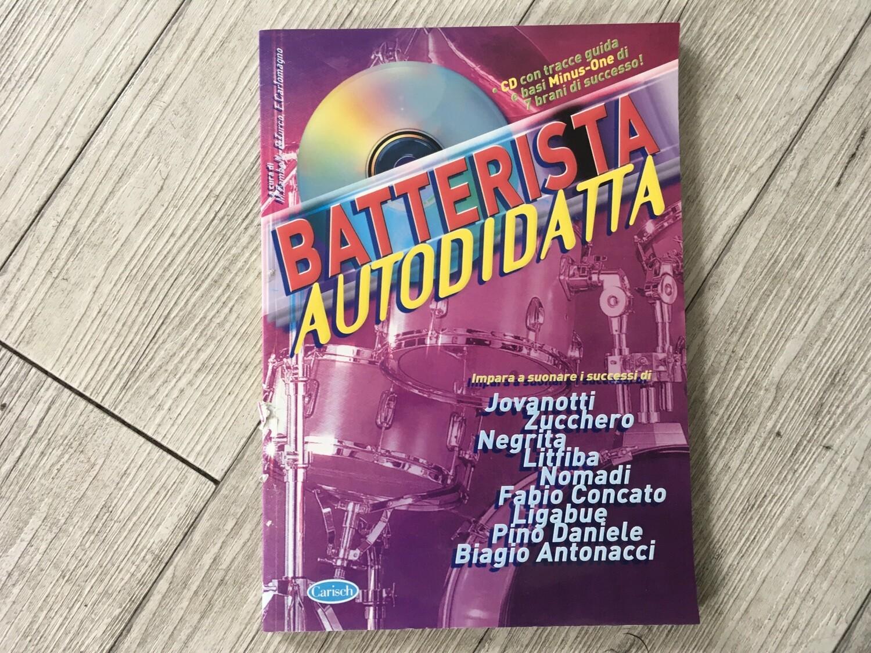 BATTERISTA AUTODIDATTA
