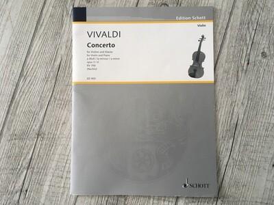 VIVALDI - Concerto RV 356 per violino